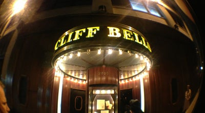 Photo of Jazz Club Cliff Bell's at 2030 Park Ave, Detroit, MI 48226, United States
