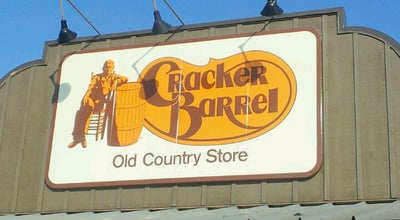 Photo of American Restaurant Cracker Barrel Old Country Store at 6330 N Interstate 35 I-35/410 & Rittiman Road, San Antonio, TX 78218, United States