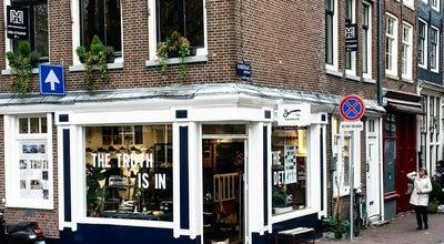 Photo of Boutique Denham Men's Store at Prinsengracht 495, Amsterdam 1016 HR, Netherlands
