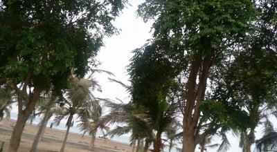 Photo of Beach Al Ghubra Beach | شاطيء الغبرة at Al Ghubra, Oman