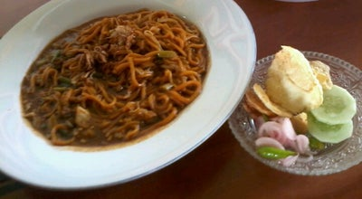Photo of Ramen / Noodle House Waroeng Mie Aceh Jambo Raya at Jl. Sultan Agung, Way Halim, Bandarlampung, Indonesia