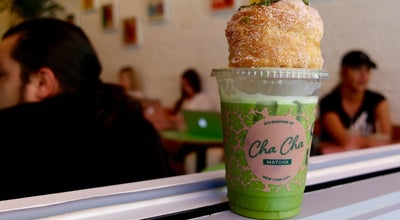 Photo of Coffee Shop Cha Cha Matcha at 373 Broome St, New York, NY 10013, United States