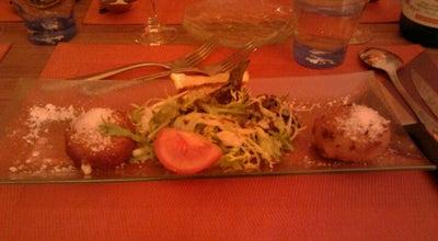 Photo of Italian Restaurant Au jardin d'Italie at Charleroi, Belgium