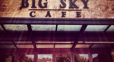 Photo of New American Restaurant Big Sky Cafe at 1121 Broad St, San Luis Obispo, CA 93401, United States