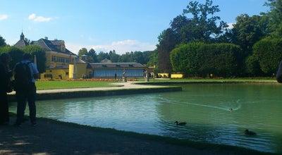 Photo of Park Schlosspark Hellbrunn at Alpenstraße 95, Salzburg 5081, Austria