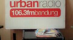 Photo of Music Venue 106.3 FM Urban Radio at Jalan Anyer No. 52, Bandung 40272, Indonesia