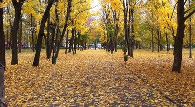 Photo of Park Молодіжний парк at Вул. Пушкiнська, 81, Харків, Ukraine
