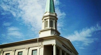 Photo of Church Grace Church Downtown at 101 W Mcbee Ave, Greenville, SC 29601, United States