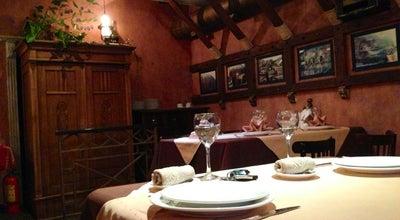 Photo of Italian Restaurant Ristorante Affresco at Bobur 14, Tashkent 100100, Uzbekistan