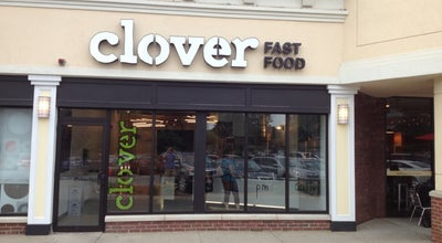 Photo of Vegetarian / Vegan Restaurant Clover Food Lab at 100 Mall Road, Burlington, MA 01803, United States