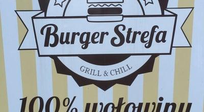 Photo of Burger Joint Burger Strefa at Ul. Gdańska 140, Bydgoszcz, Poland