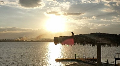 Photo of Lake Represa Taiaçupepa at Rodovias Mogi-bertioga, Mogi das Cruzes, Brazil