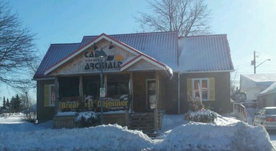 Photo of Cafe Cafe Archibald at 216 Gauvin Road, Dieppe, NB, Canada