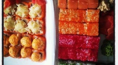 Photo of Sushi Restaurant Суши Шоп at Ул. Авиатриссы Зверевой, 7/12, Гатчина, Russia