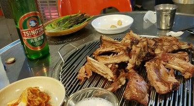Photo of BBQ Joint 엉클통바베큐 at 덕양구 행주산성로 179, Goyang-si 10440, South Korea