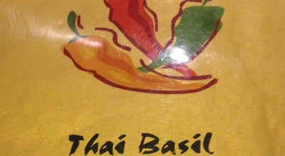 Photo of Thai Restaurant Thai Basil at 95 Railroad Ave, Greenwich, CT 06830, United States