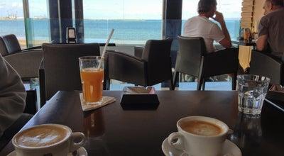 Photo of Cafe Café Panorama at Av. Mohammed Vi, Tanger, Morocco