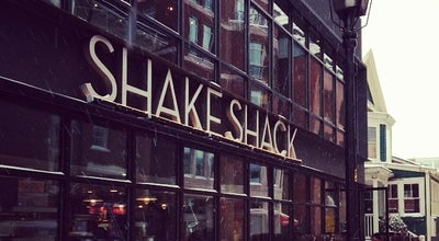 Photo of Burger Joint Shake Shack at 92 Winthrop St, Cambridge, MA 02138, United States