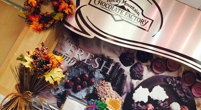 Photo of Dessert Shop Rocky Mountain Chocolate Factory at 522 Riverwalk, San Antonio, TX 78205, United States