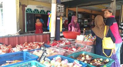 Photo of Fish Market Adnan Keropok Losong at Kuala Terengganu, Terengganu, Malaysia