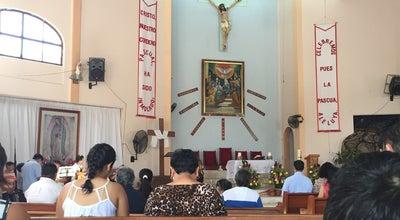 Photo of Church Iglesia del espiritu santo at Ciudad del Carmen, Mexico