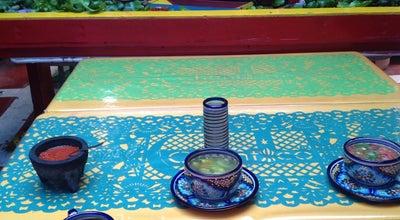 Photo of Mexican Restaurant Restaurante Chantíco at Xochimilco, Xochimilco, DF, Mexico