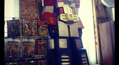 Photo of Tourist Attraction Cherry Bomb Toys Ltd at 1410 Broad St, Victoria V8W 2B1, Canada