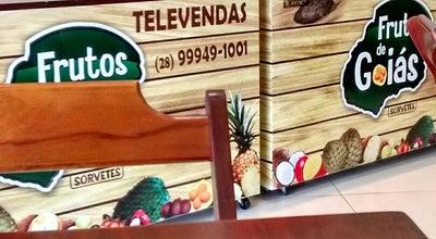 Photo of Ice Cream Shop Sorveteria Frutos De Goiás at Centro, Cachoeiro De Itapemirim, Brazil