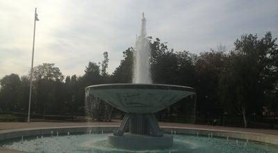 Photo of Garden Grădina Publică at Galati, Romania
