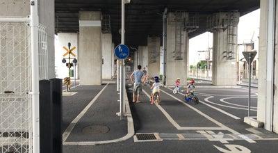 Photo of Playground 調布市子ども交通教室 at 深大寺元町1-30-1, 調布市 182-0017, Japan
