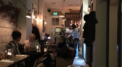 Photo of Restaurant Cambridge Street Cafe at 52 Cambridge Street, London SW1V 4QQ, United Kingdom