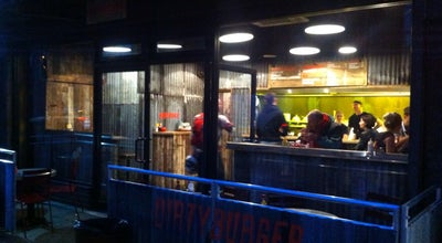 Photo of Burger Joint Dirty Burger at Arch 54, 6 South Lambeth Rd, Vauxhall SW8 1SS, United Kingdom
