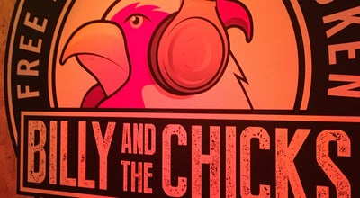 Photo of Diner Billy & The Chicks at 27-28 Annes Court, United Kingdom