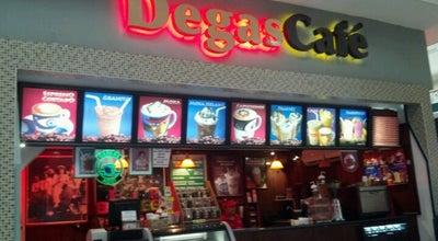 Photo of Coffee Shop DEGAS Café at Plaza 3 Arcos, Tampico, Mexico