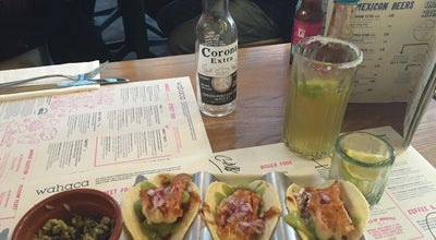 Photo of Mexican Restaurant Wahaca at 51-53 The Hayes, Cardiff City Centre, Cardiff, Cardiff, United Kingdom