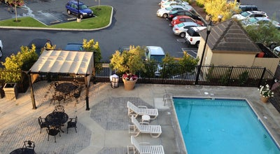 Photo of Pool Ayres Hotel Swimming Pool at Costa Mesa, CA 92626, United States