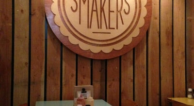 Photo of Burger Joint Meneer Smakers at Nobelstraat 143, Utrecht 3512 EM, Netherlands