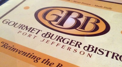 Photo of Burger Joint Gourmet Burger Bistro at 5 Mill Creek Rd, Port Jefferson, NY 11777, United States