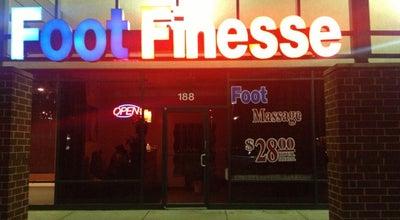 Photo of Massage Foot Finesse at 188 E Golf Rd, Schaumburg, IL 60173, United States