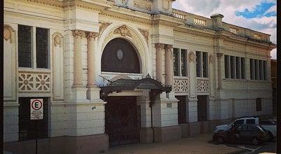 Photo of History Museum Museu Ferroviário de Sorocaba at Av. Dr. Afonso Vergueiro, Sorocaba, Brazil