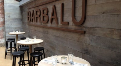 Photo of Italian Restaurant Barbalu at 225-227 Front St, New York, NY 10038, United States