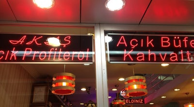 Photo of Cafe Akaş Pasta & Cafe at Osmangazi Mah. Ata Yolu Cad. No:6/a Samandıra, İstanbul, Turkey