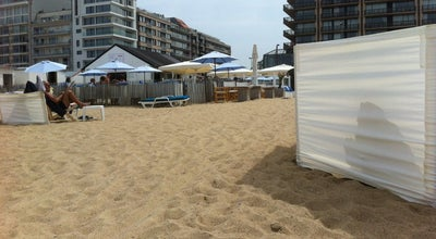 Photo of Beach Bar Indi Beach at Zeedijk, Knokke-Heist 8300, Belgium