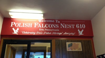 Photo of Bar Polish Falcons Club Nest 610 at 431 E 3rd St, Erie, PA 16507, United States
