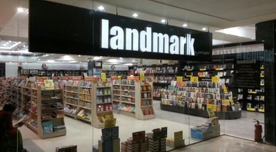 Photo of Bookstore Landmark at #21, The Forum Mall, Bengaluru 560095, India
