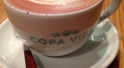 Photo of Coffee Shop Copa Vida at 70 S Raymond Ave, Pasadena, CA 91105, United States