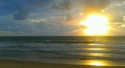 Photo of Beach Praia de Boa Viagem - Posto 5 at Avenida Boa Viagem, Recife, Brazil
