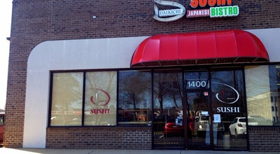 Photo of Sushi Restaurant Daikichi Sushi Bistro at 1400 Battlefield Blvd N, Chesapeake, VA 23320, United States
