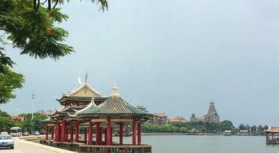 Photo of Lake 龙舟池 at 集美区龙舟池, 厦门, 中国, China
