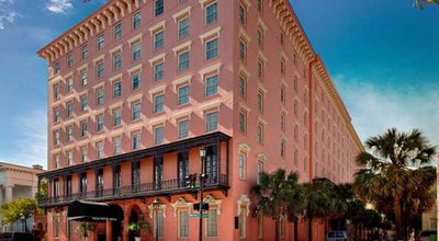Photo of Hotel The Mills House Wyndham Grand Hotel at 115 Meeting St, Charleston, SC 29401, United States